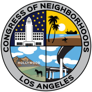 official seal of the Congress of Neighborhoods