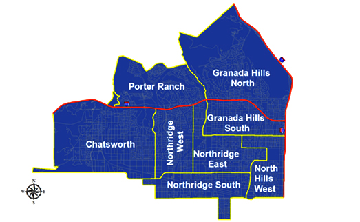 NorthWestValley-map