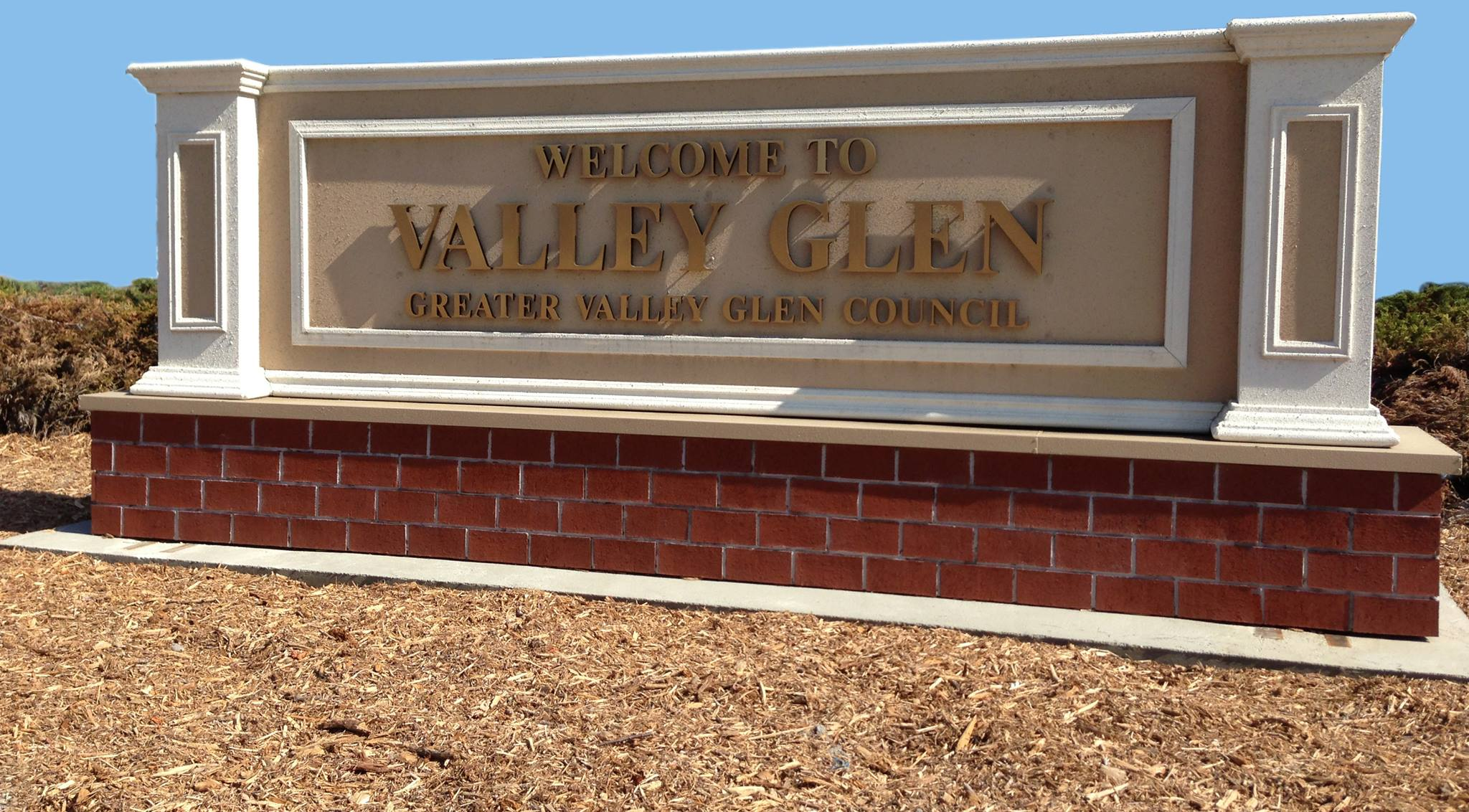 Greater Valley Glen Banner