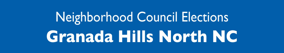 granada hills north nc 2014 elections board affirmation in lieu of an election jan 27