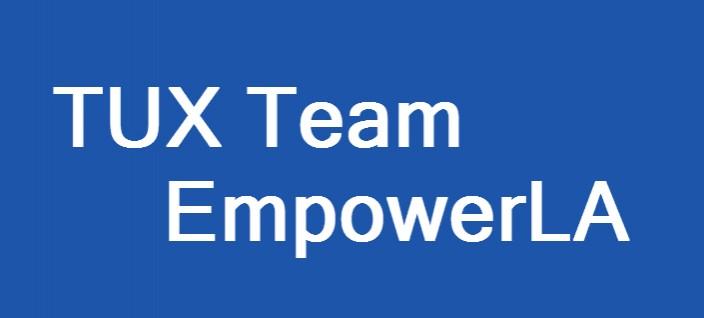 TUX Team EmpowerLA