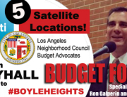 BUDGET FORUM March 28