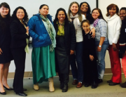 International delegation colombia 3-6-15