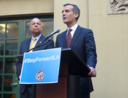 Mayor Garcetti StepForwardLA