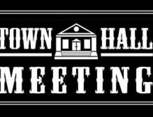 Town Hall Invite: Please Give Us Your Feedback