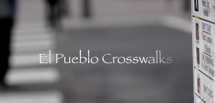 ElPueblo Crosswalks