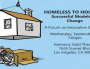 Homeless to Housing