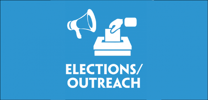 Election Outreach blog - featured image