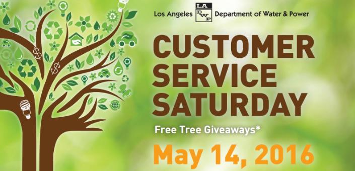 LADWP Customer Service Saturday – Free Tree Giveaways | Van Nuys ...
