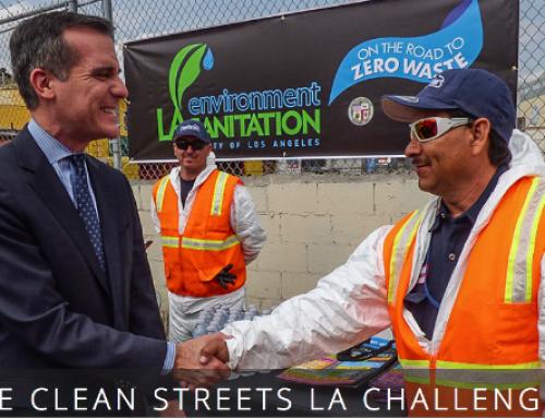 Clean Streets LA Challenge