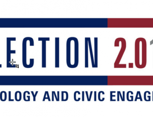Election 2.016: Technology and Civic Engagement