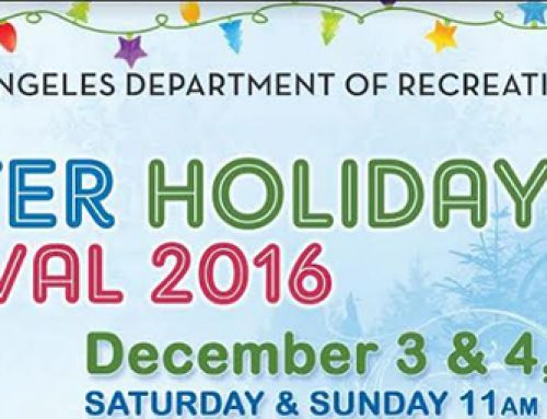Winter Holiday Festival 2016
