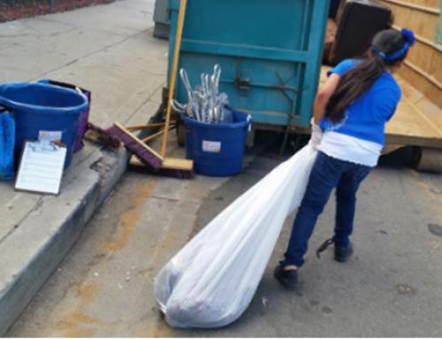 Clean Streets LA Challenge Ceremony
