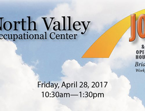 North Valley Occupational Center Job Fair and Open House