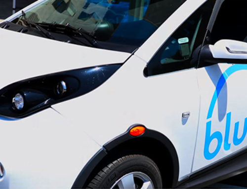 LADOT Video:  Blue LA EV Car Share Arrives in LA