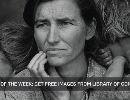 OUTREACH TIP OF THE WEEK:  GET GORGEOUS FREE IMAGES FROM THE LIBRARY OF CONGRESS FLICKR PAGE