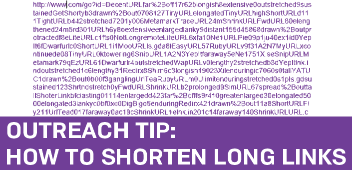 Learn to turn long, jumbled URLs into easy-to-remember short links