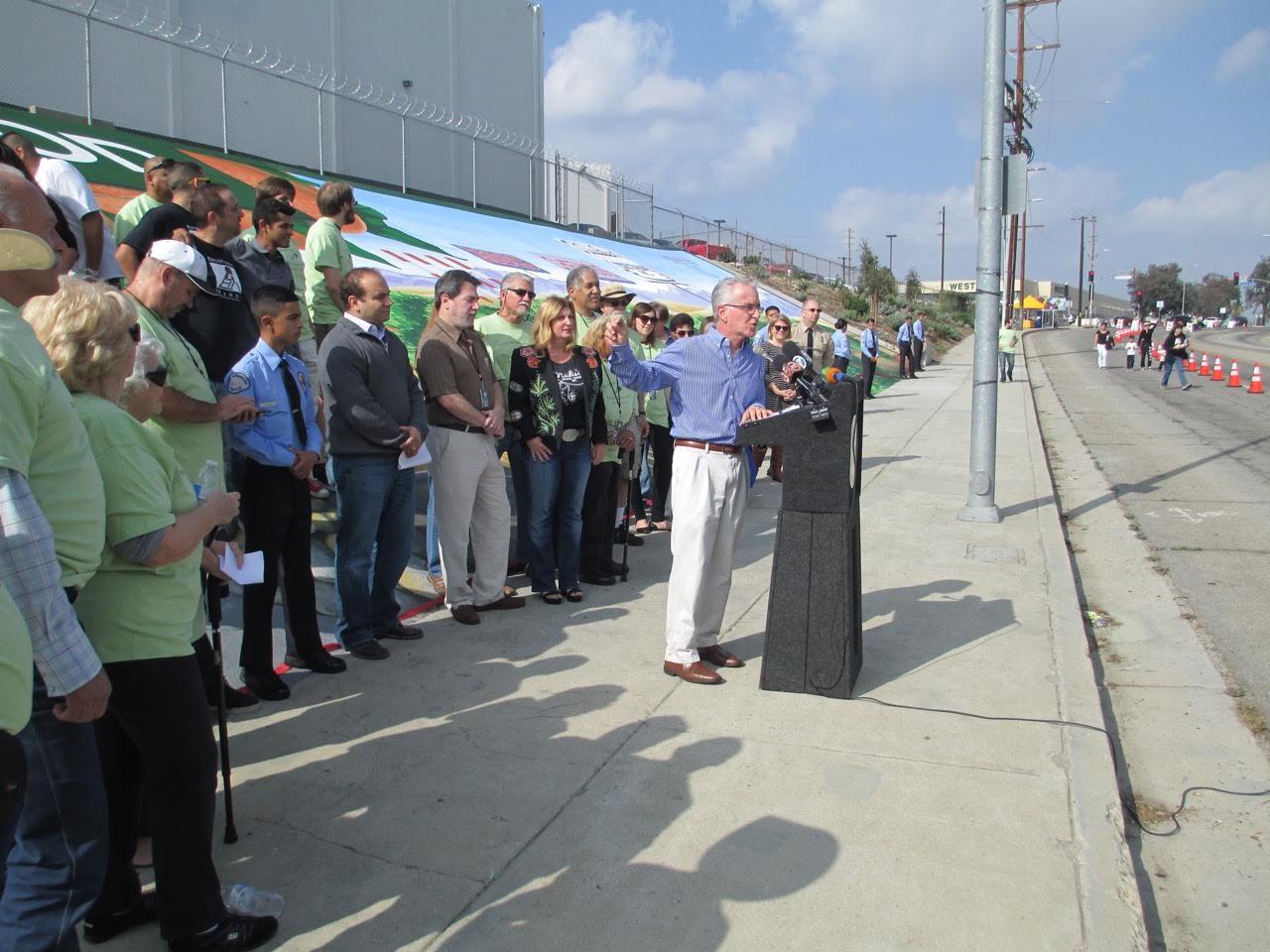 North Hollywood West and North Hollywood North East Neighborhood Councils
