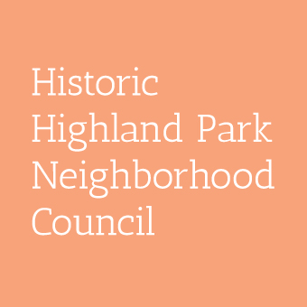 Historic Highland Park Neighborhood Council