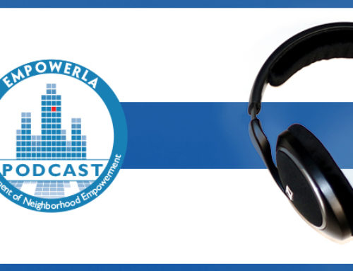 EmpowerLA Podcast: Interview with Councilmember David Ryu