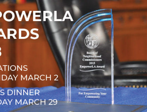 EmpowerLA Awards 2018: Submit Your Nominations & Save the Date