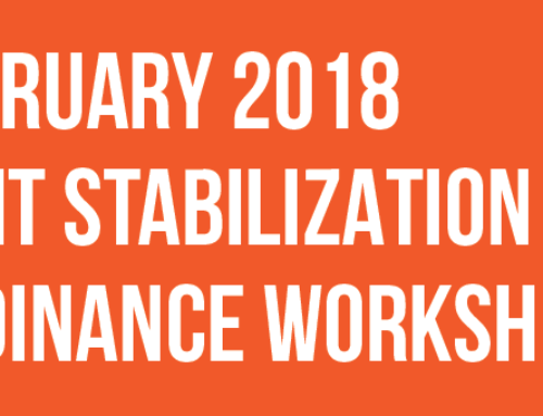 Attend One of HCIDLA's Rent Stabilization Ordinance Workshops