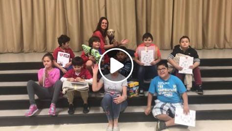 NoHo Neighborhood Council funded Operation Blankets of Love's Humane Education program to educate North Hollywood area students about shelter animals