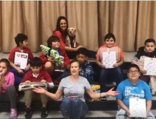 NoHo Neighborhood Council Funds Program Teaching Students About Shelter Pets