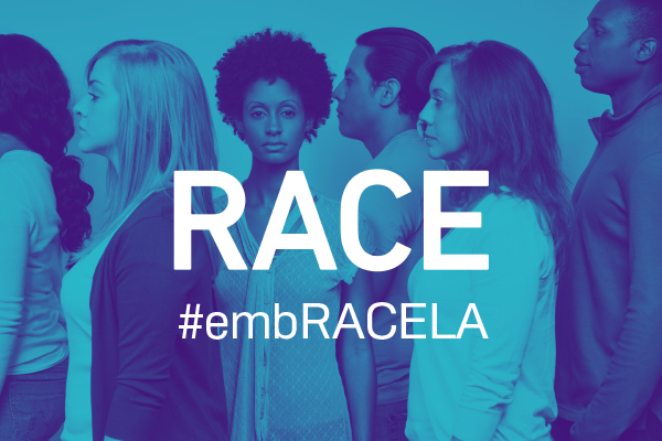 embRACELA hosts 100 Dinners on race April 2018 (newsletter header image)