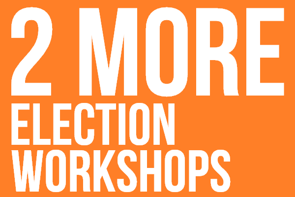 City Clerk + EmpowerLA hosting 2 more Neighborhood Council Election Workshops (newsletter header image)