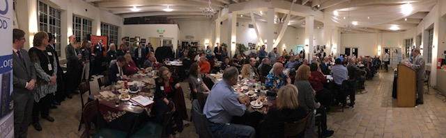 Valley Alliance of Neighborhood Councils (VANC) 15 year anniversary mixer & VANC Awards show