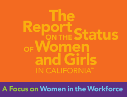 Status of Women and Girls in California