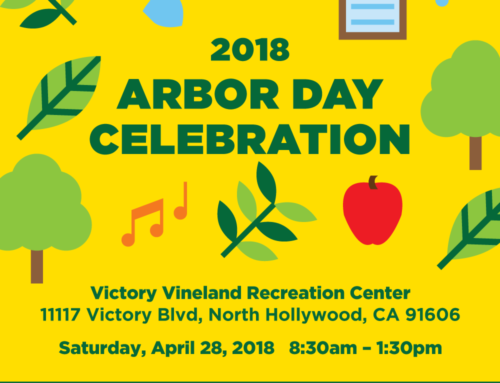 2018 Arbor Day Celebration