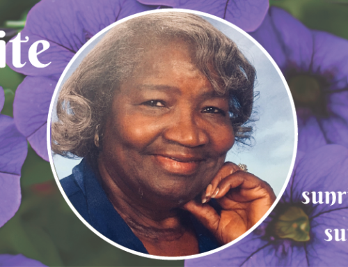 Celebrating the Wonderful Life of Marguerite Davis
