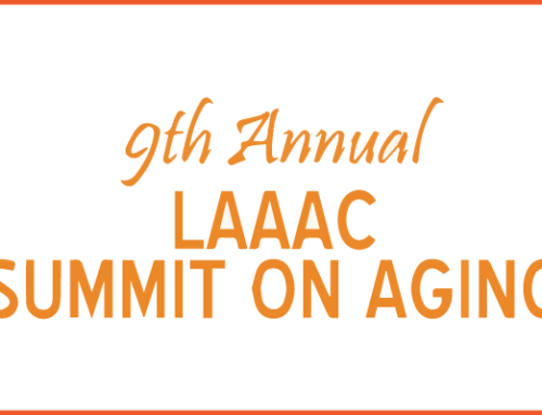 Annual Summit on Aging – Friday, June 1, 2018