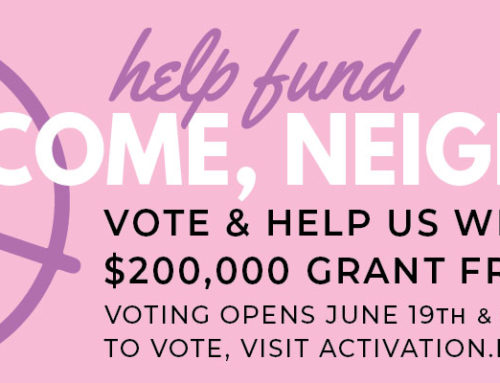 "Help Neighborhood Council-based Refugee Welcome Program ""Welcome, Neighbor"" Win an LA2050 Grant – Voting Opens 6/19"