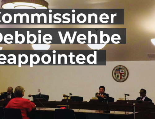 Debbie Wehbe Reappointed to Board of Neighborhood Commissioners