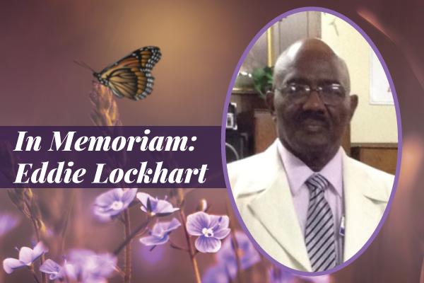 In Memoriam Eddie Lockhart of Empowerment Congress Southeast Area Neighborhood Development Council