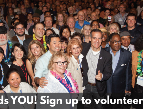 Congress of Neighborhoods needs YOU! Sign up to volunteer or to attend now