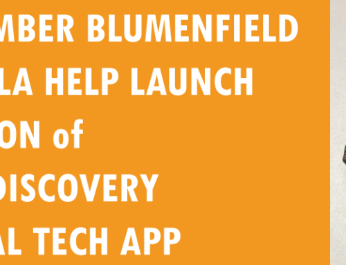 Councilmember Blumenfield and EmpowerLA Help Launch SoCal Edition of Agents of Discovery Educational Tech App