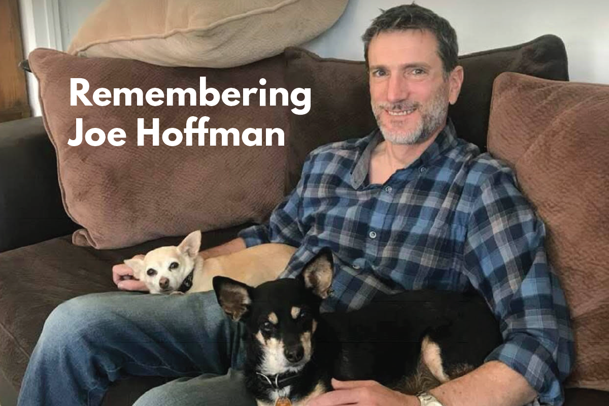 RememberingJoeHoffman of Greater Wilshire Neighborhood Council