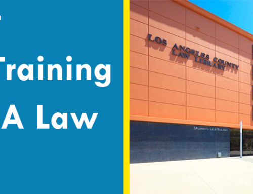 Build Your Business Training Series at LA Law Library