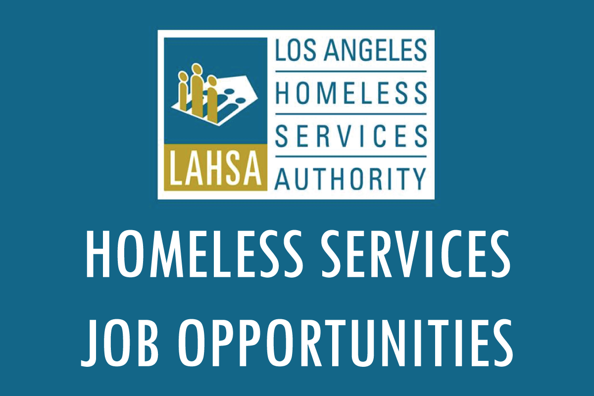 LA Homeless Services Authority is Hiring – Empower LA