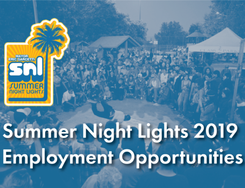 Saturday Night Lights 2019 Employment Opportunities
