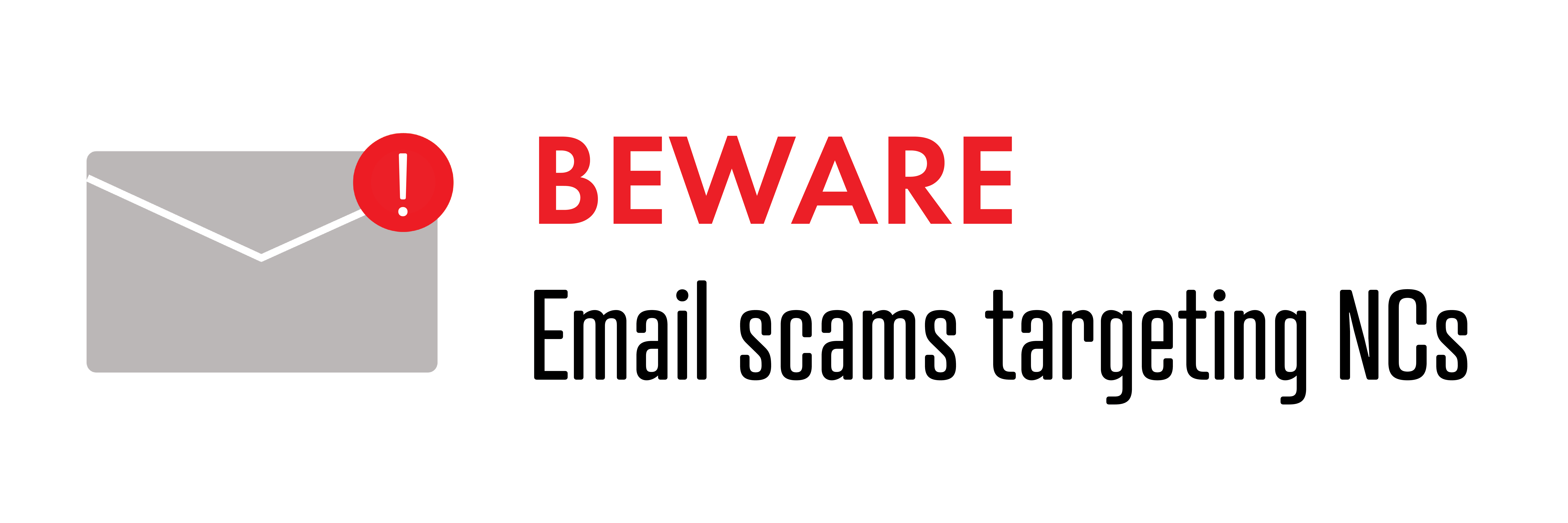 Beware These Email Scams Targeting NCs
