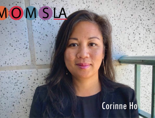 MomsLA Features Corinne Ho of Canoga Park NC
