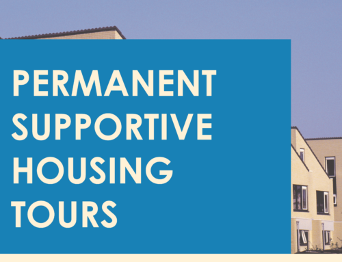Permanent Supportive Housing Tours