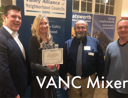 "Valley Alliance of NCs Presents VANC ""Best Of"" Awards at Annual Mixer"