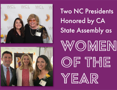 Two NC Presidents Honored by CA State Assembly as Women of the Year