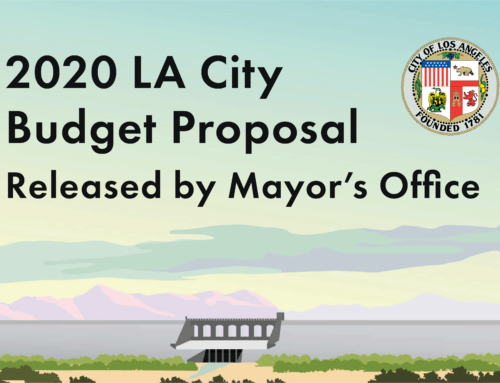 2020 LA City Budget Proposal Released By Mayor's Office